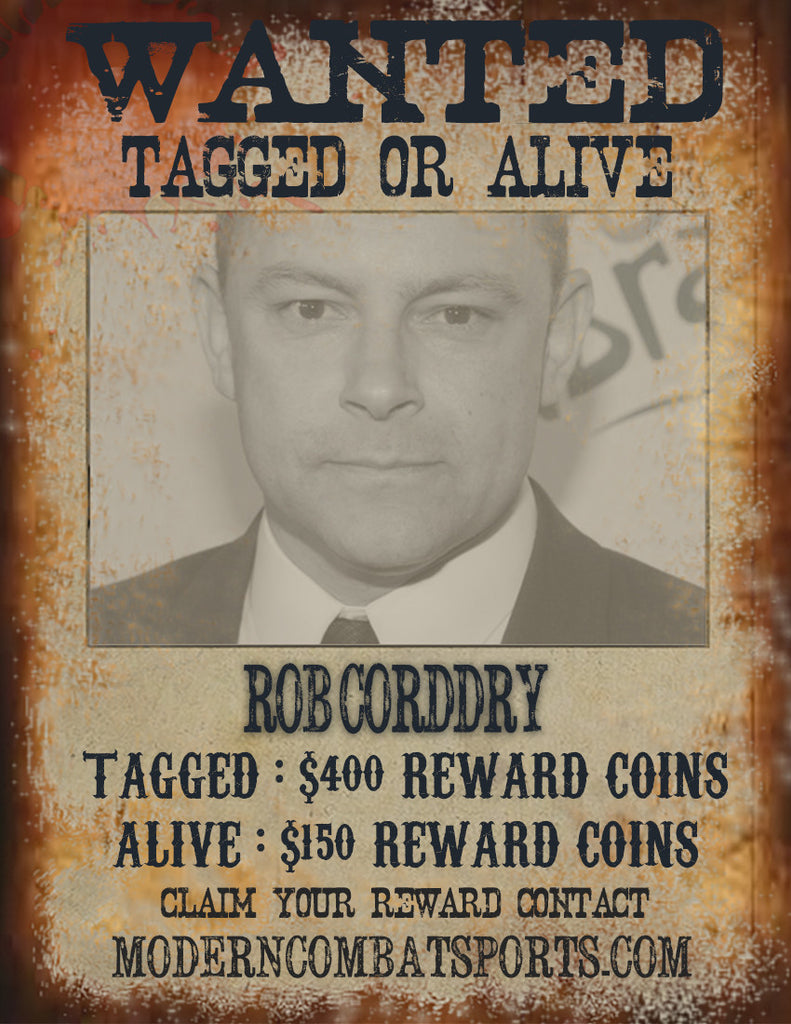 Wanted: Rob Corddry