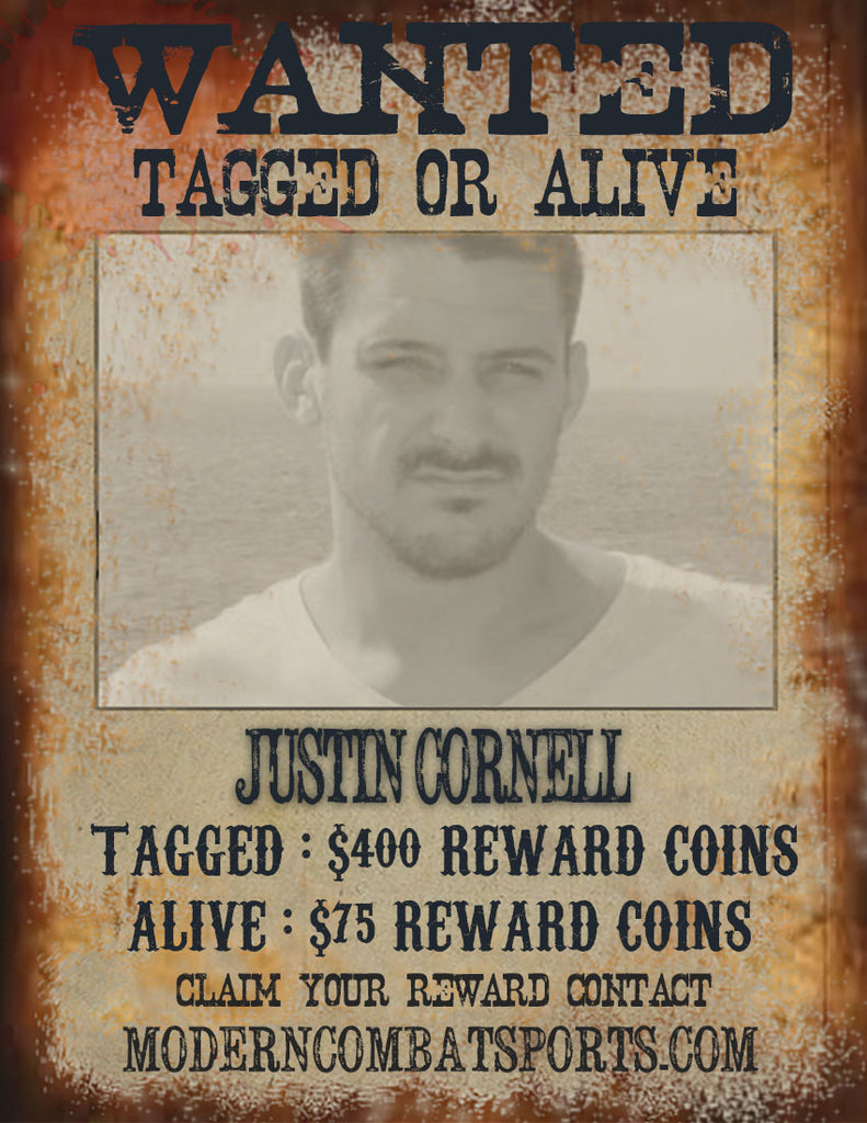 Wanted: Justin Cornell