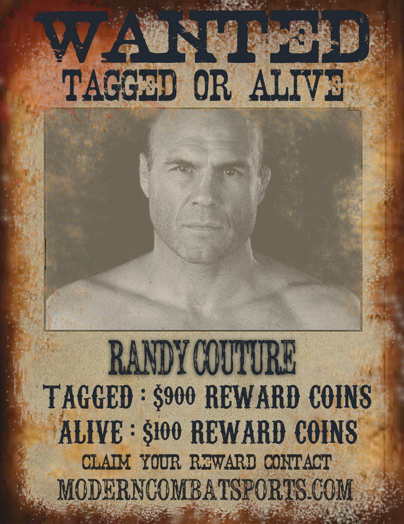 Wanted: Randy Coture