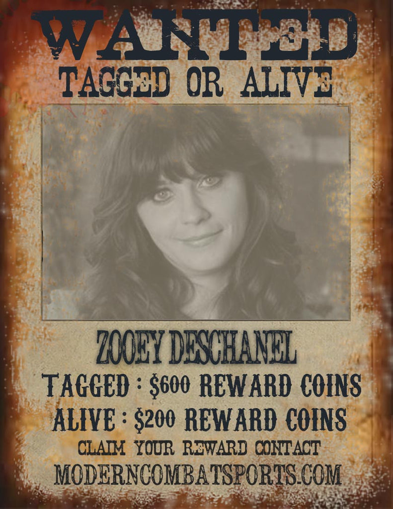 Wanted: Zooey Deschanel
