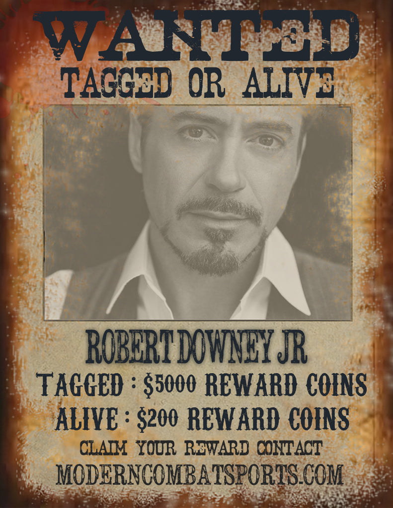 Wanted: Robert Downey Jr