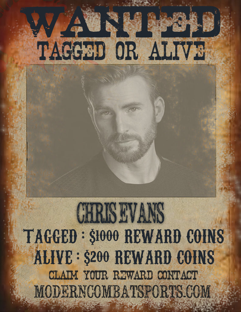 Wanted: Chris Evans