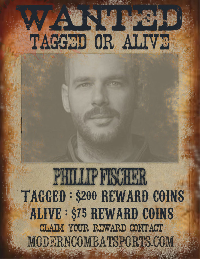 Wanted: Phillip Fischer