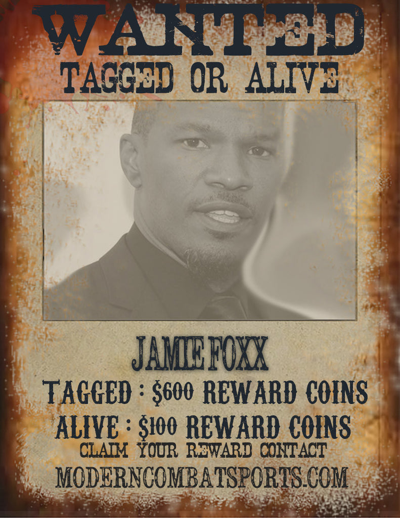 Wanted: Jamie Foxx