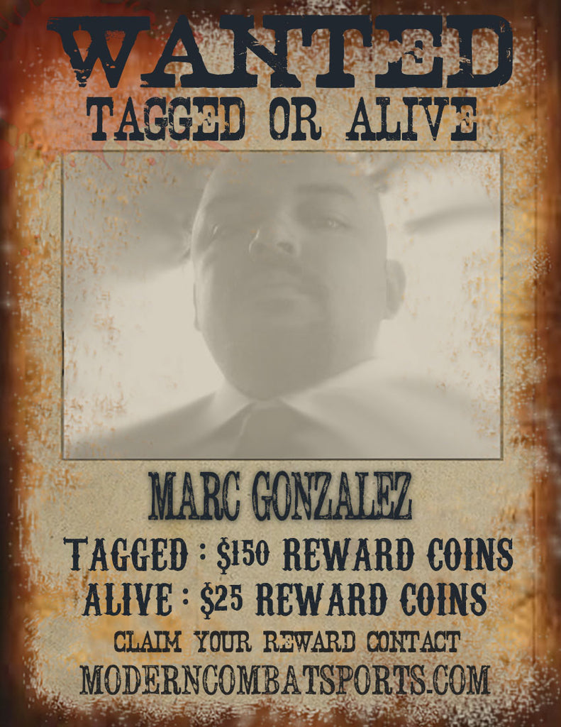 Wanted: Marc Gonzalez