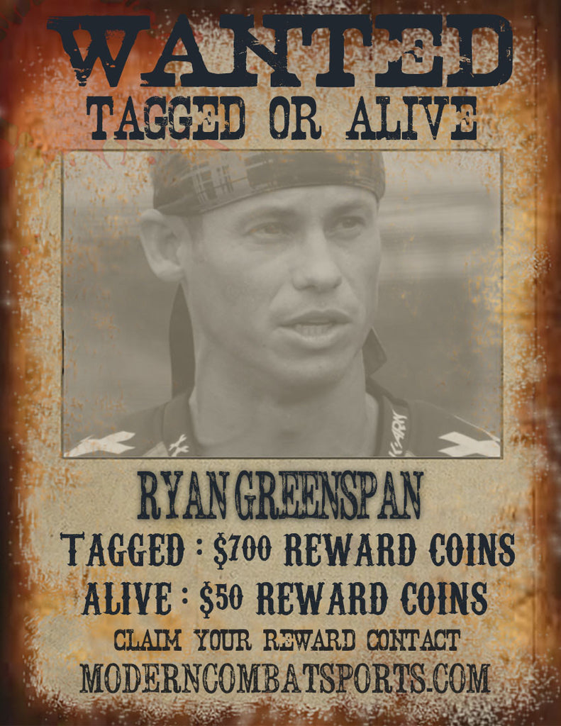 Wanted: Ryan Greenspan