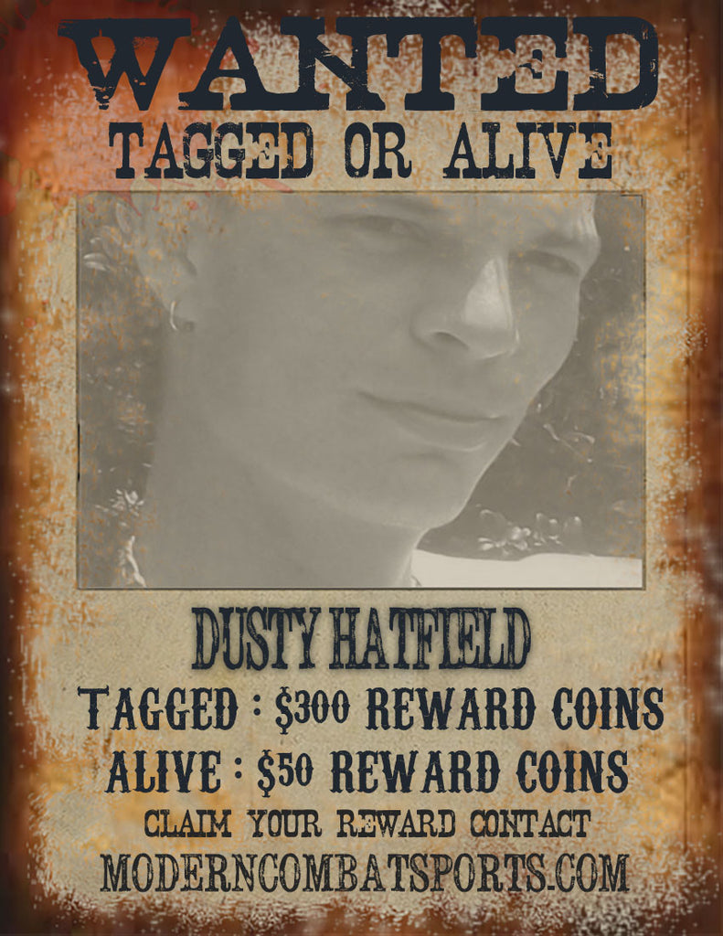 Wanted: Dusty Hatfield