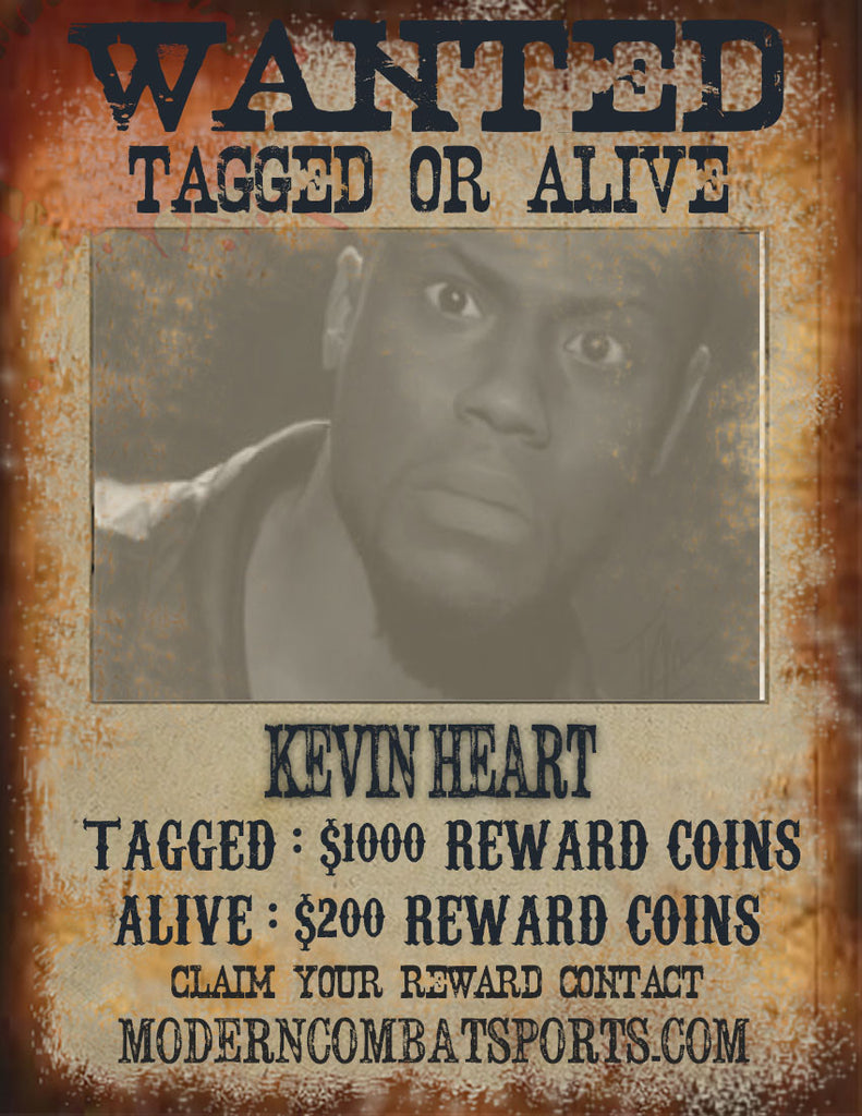 Wanted: Kevin Heart