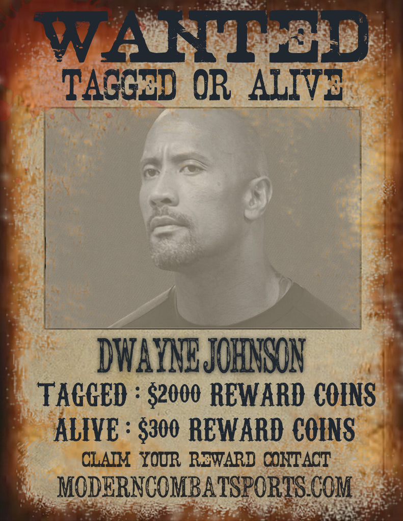 Wanted: Dwayne Johnson