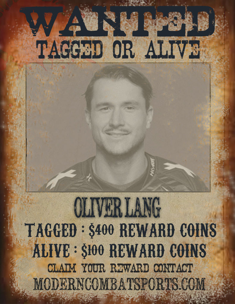 Wanted: Oliver Lang