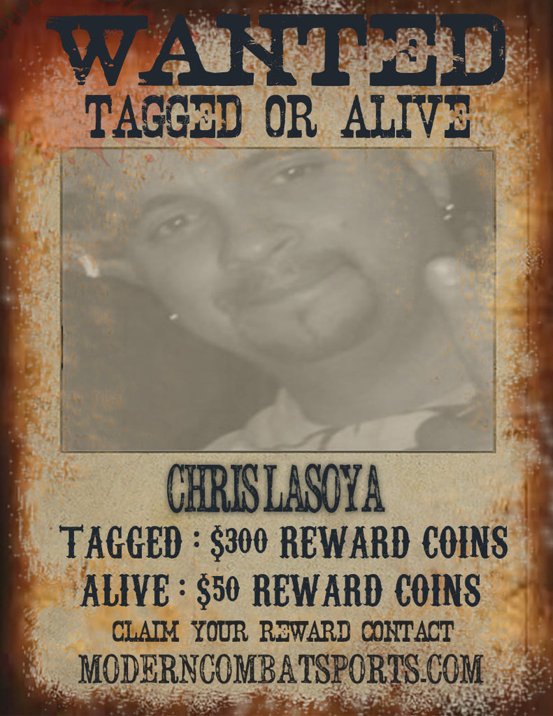 Wanted: Chris Lasoya
