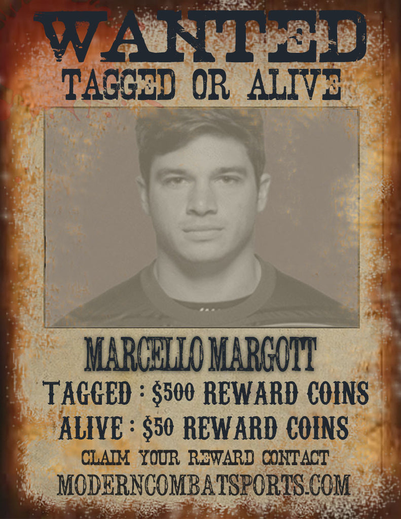 Wanted: Marcello Margott