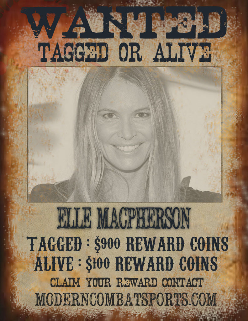 Wanted: Elle Mcpherson