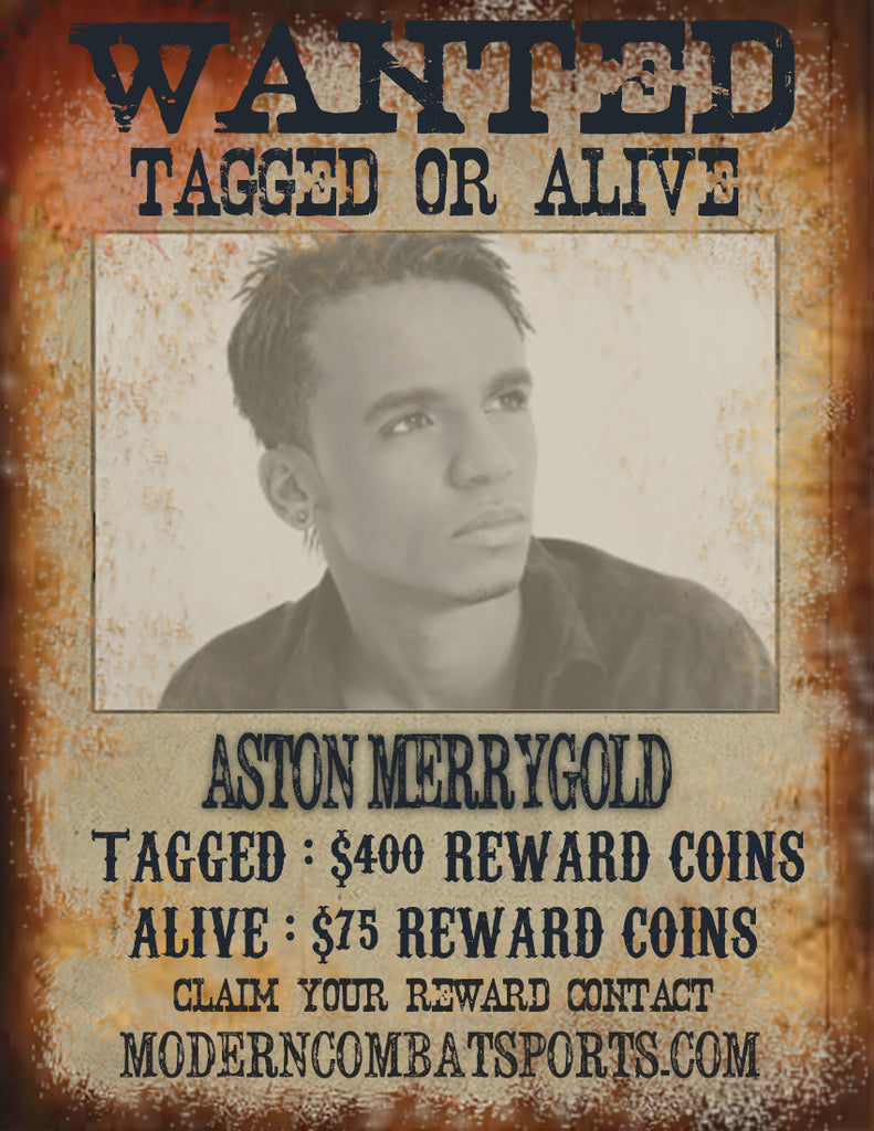 Wanted: Aston Merrygold