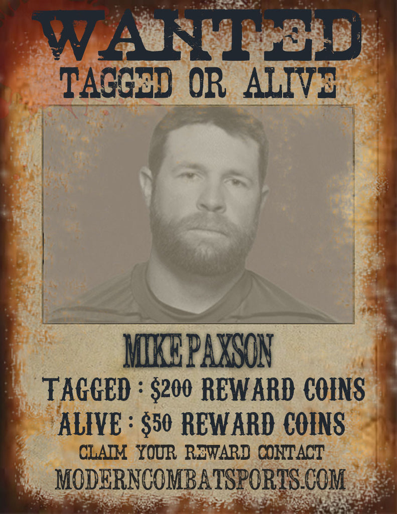 Wanted: Mike Paxson