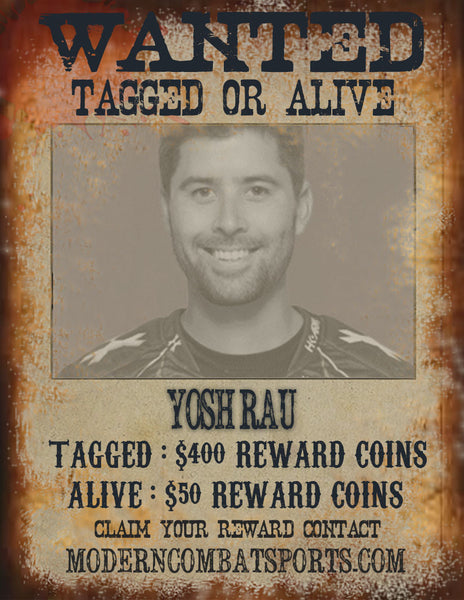Wanted: Yosh Rau