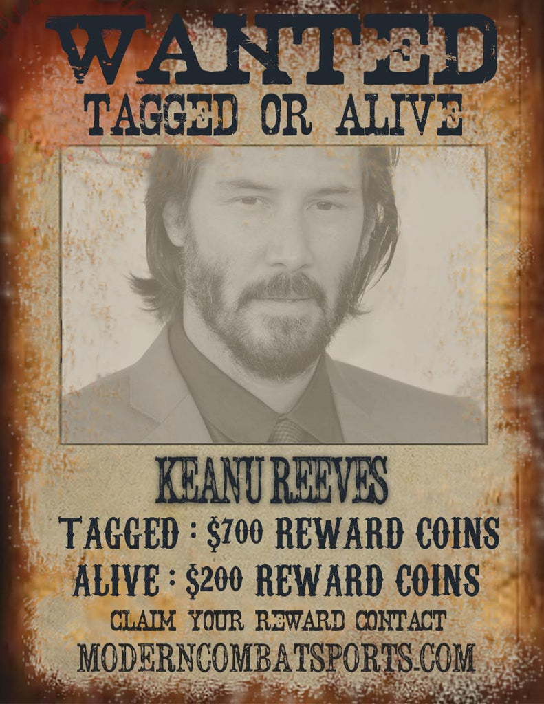 Wanted: Keanu Reeves