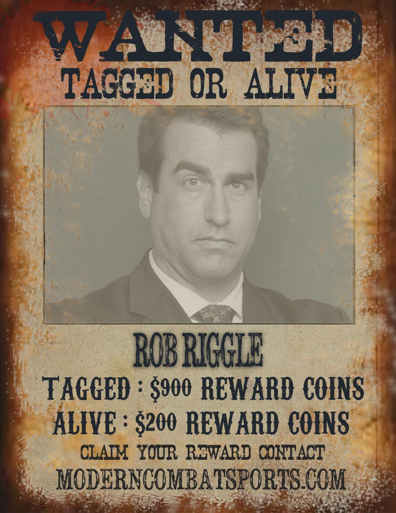 Wanted: Rob Riggle