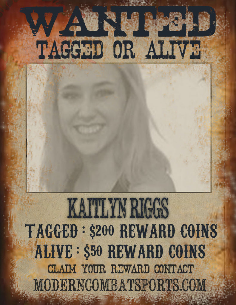 Wanted: Kaitlyn Riggs