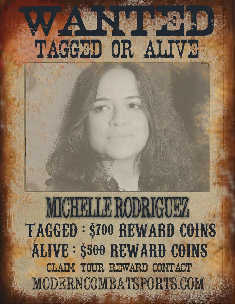 Wanted: Michelle Rodriguez