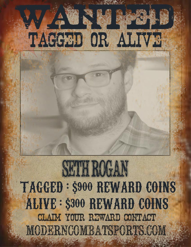 Wanted: Seth Rogan