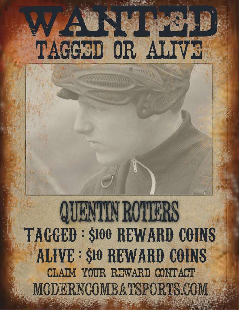 Wanted: Quentin Rotiers