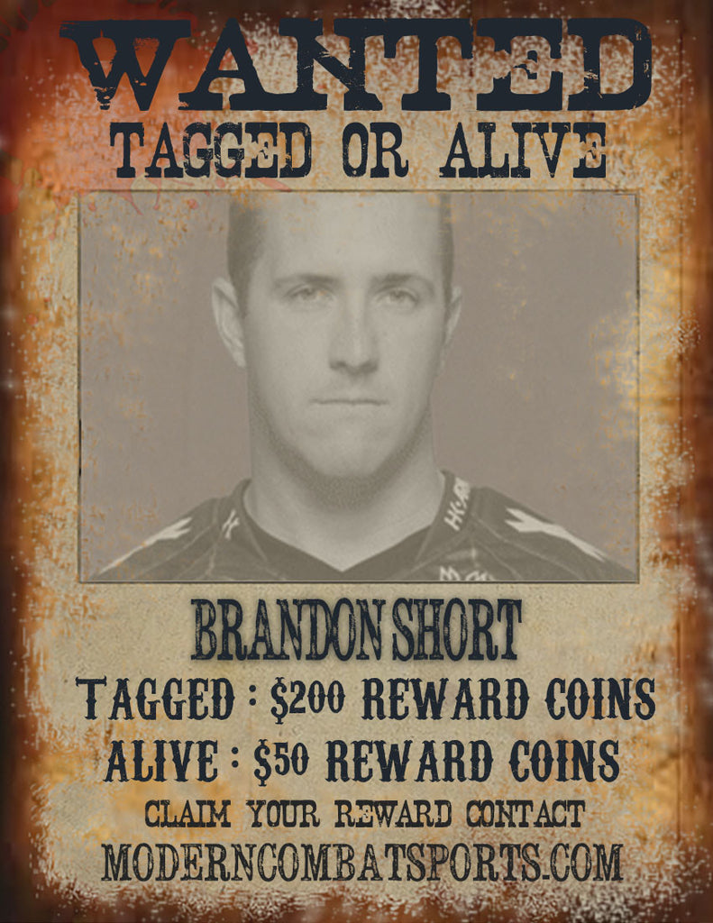 Wanted: Brandon Short