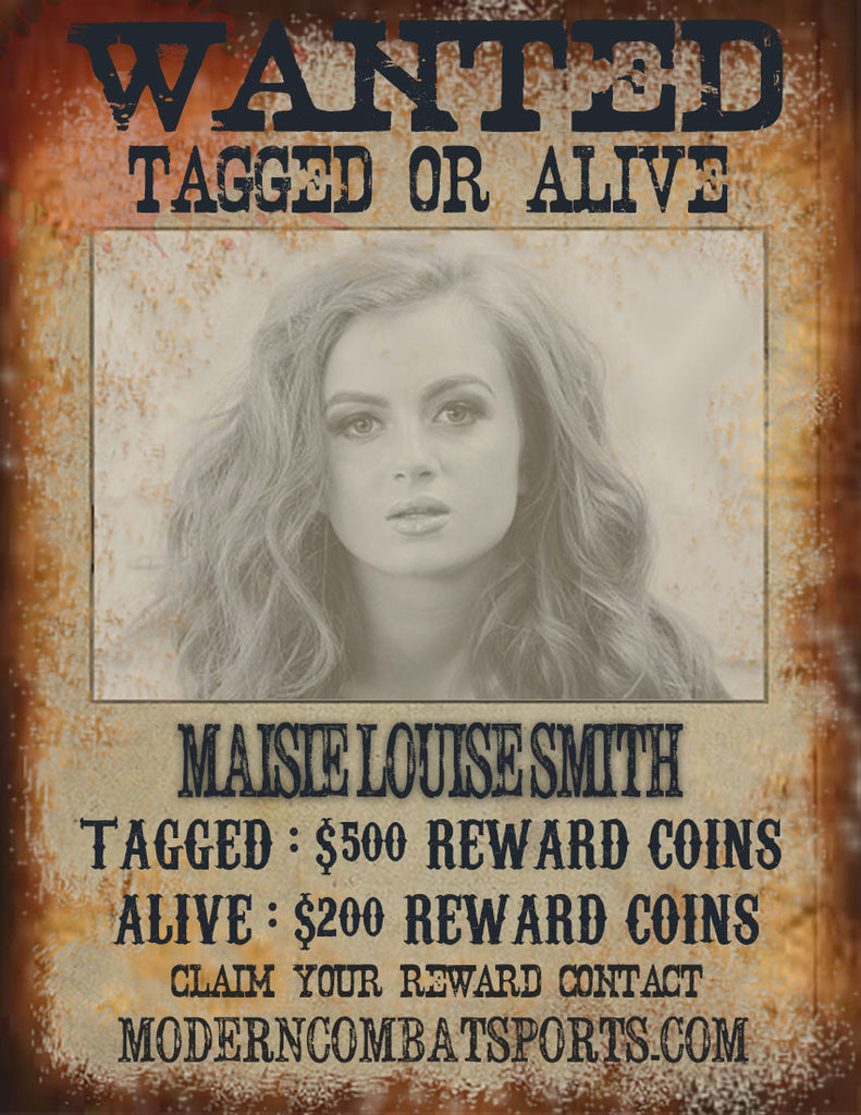 Wanted: Maisie Louise Smith