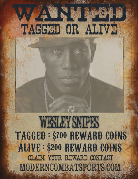 Wanted: Wesley Snipes