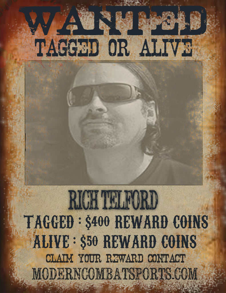 Wanted: Rich Telford