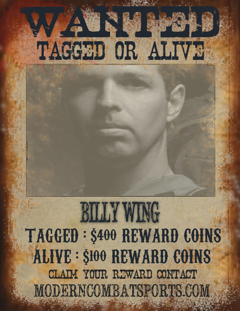 Wanted: Billy Wing