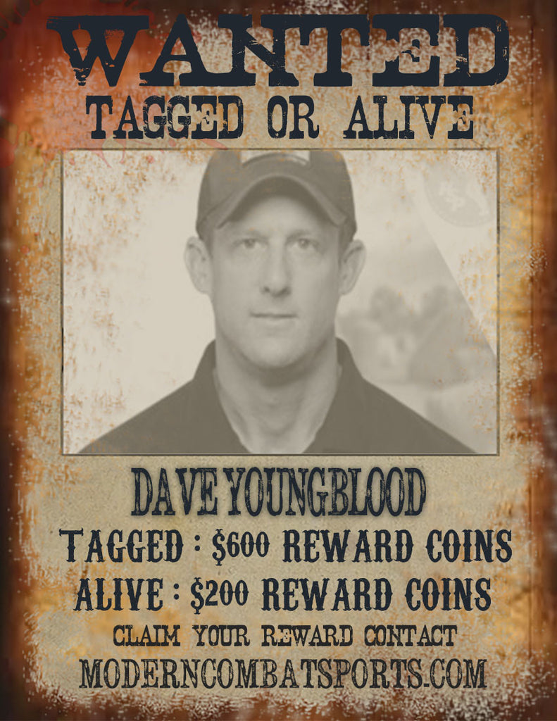 Wanted: Dave Youngblood