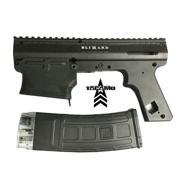 Tacamo Blizzard Conversion Kit for Tippmann 98 and US Army Alpha Black, Project Salvo and Sierra One