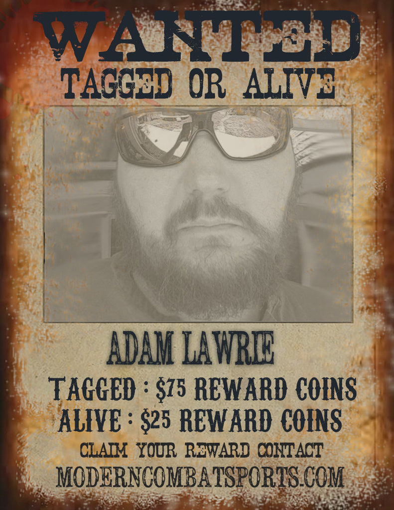 Wanted: Adam Lawrie