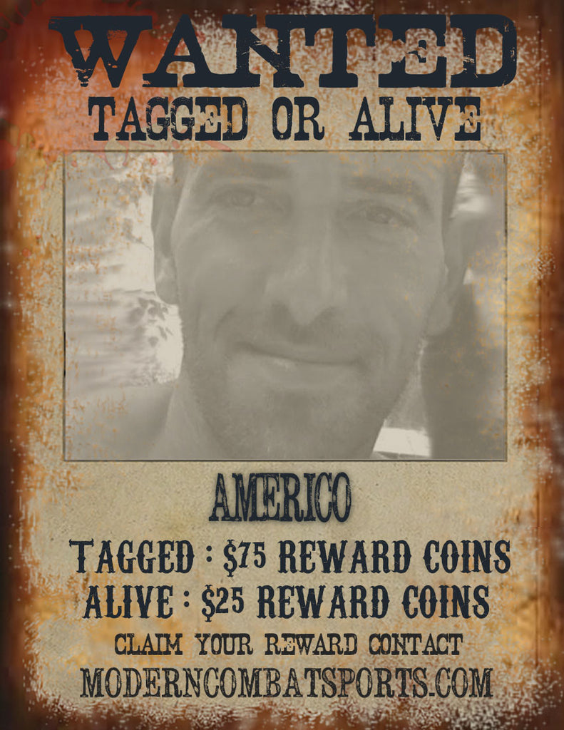 Wanted: Americo