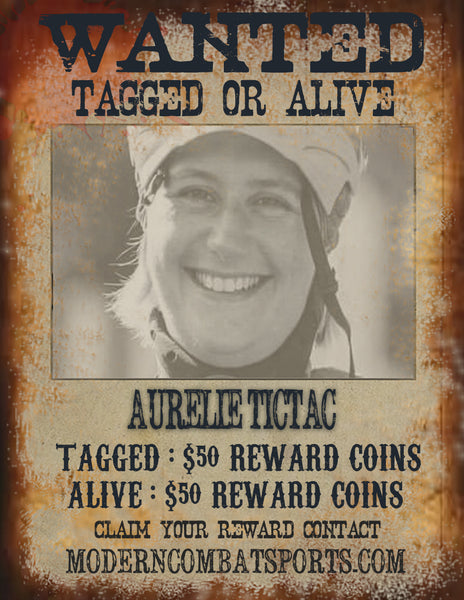 Wanted: Aurelie Tictac