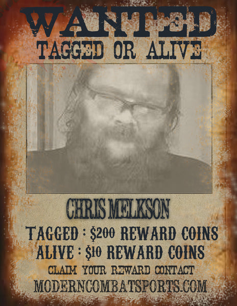 Wanted: Chris Melkson