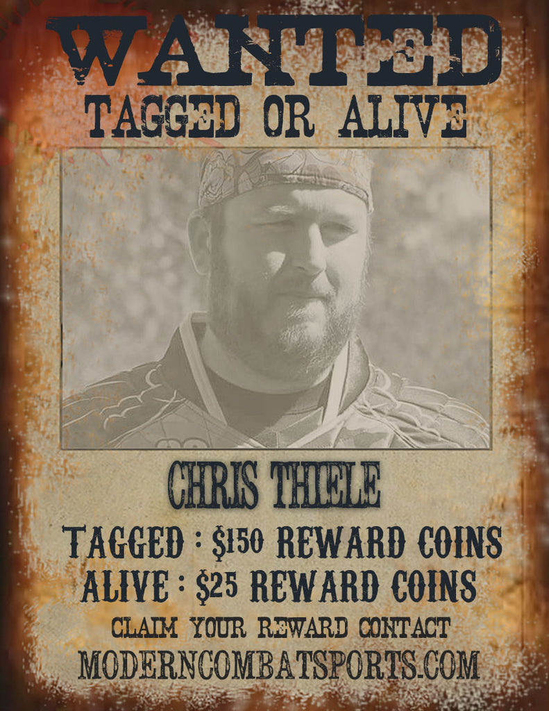 Wanted: Chris Thiele