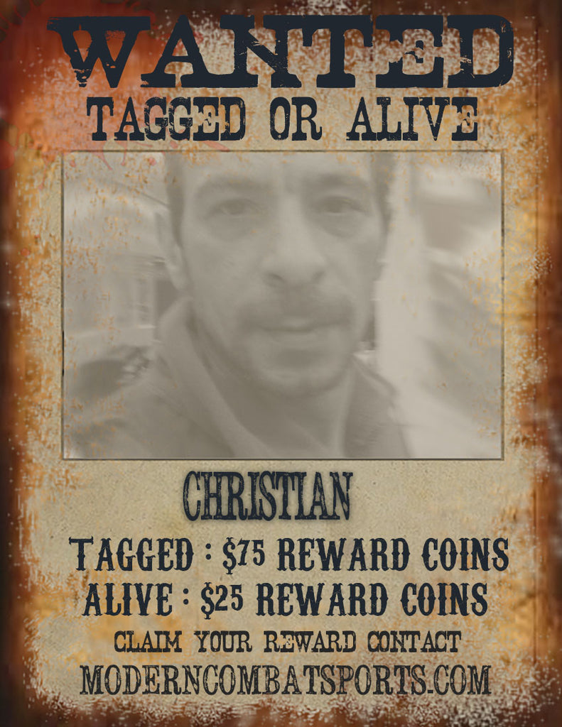 Wanted: Christian