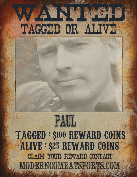 Wanted: Paul