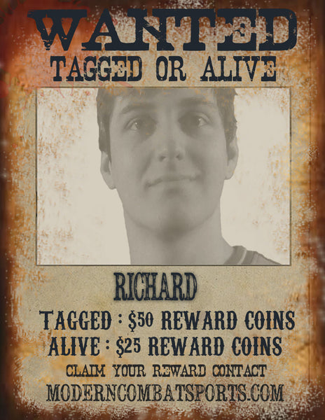 Wanted: Richard