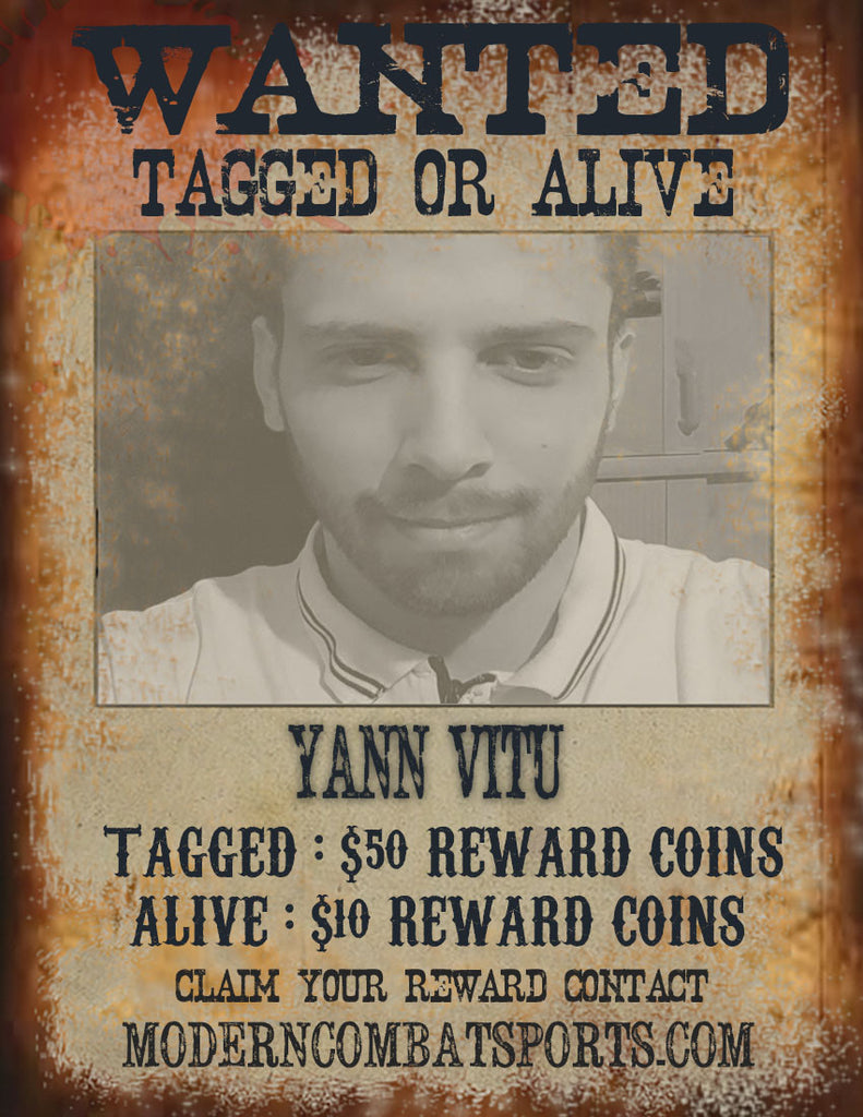 Wanted: Yann Vitu