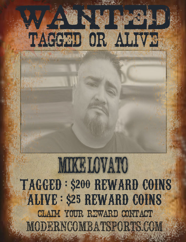 Wanted: Mike Lovato