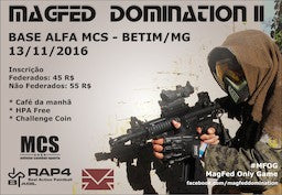 Magfed Domination II (2016 Nov 13)