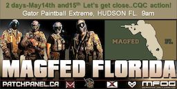 Magfed FL 14 (2016 May 14 to 2016 May 16)