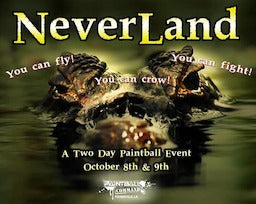 Neverland (2016 October 08 to 09)