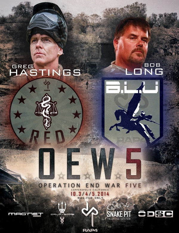 Greg Hastings - Bob Long - OEW5