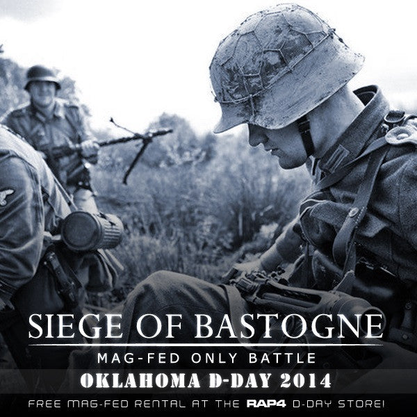 Mag-Fed Battle - DDAY 2014: Siege Of Bastogne
