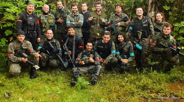 Saruê Paintball Team (Brazil)