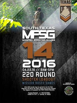 South TX MFSG 14 (2016 April23 to 2016 April24)